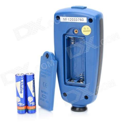 Cem Dt 157 Coating Thickness Tester cem dt 156 f nf paint coating thickness tester