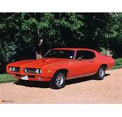 Pontiac GTO The Judge Coupe Hardtop 1969 Photos 1024x768
