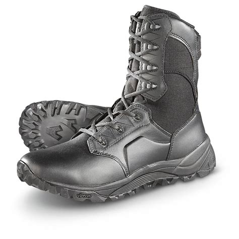 almost magnum zip black s magnum mach ii 8 0 side zip tactical boots black