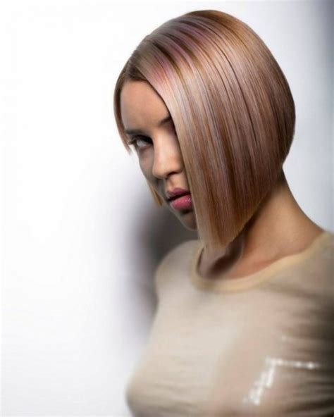 hair styles for a sharp jaw line chin length stacked bob hairstyles short hairstyle 2013