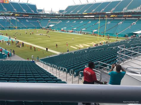 section 237 a 1 b hard rock stadium section 237 miami dolphins