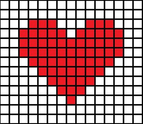 heart pattern for cross stitch diy cross stitched card 2