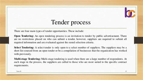 cover letter quotations tender amp e tender