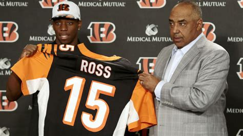 Gamis Labella Reg 1a 40 andy dalton says new bengals receiver ross is the