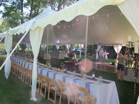 tent draping pictures tent leg draping blue peak tents inc