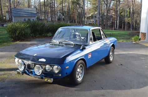 Lancia Monte Carlo For Sale 1973 Lancia Fulvia Montecarlo 2nd Series For Sale