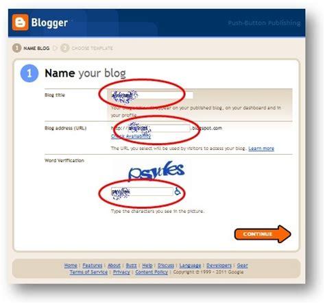 cara membuat blog dan website cara membuat blog di blogger gratis dan cepat febri