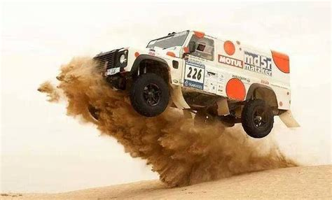 land rover dakar dakar 2015 land rover defender off road goodies