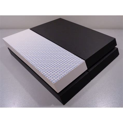 Hdd Cover Ps4 ps4 hdd cover ps logo white blue xq gaming