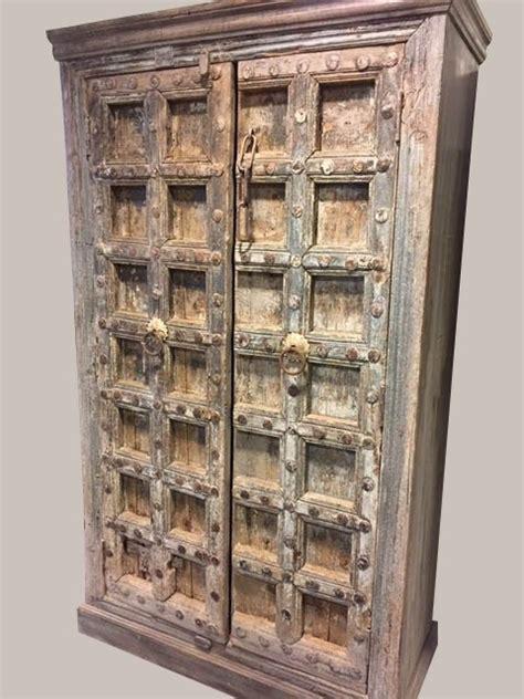 kasten uit india antieke india kast indiase meubels stoop furniture