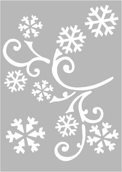 Weihnachtsdeko Fenster Schablonen by Schablonen Weihnachten Vbs 3er Set Vbs Hobby Bastelshop