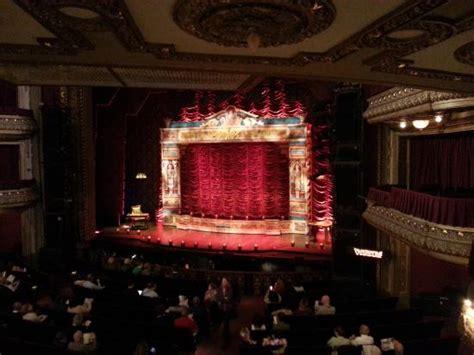 stage picture  cibc theatre chicago tripadvisor