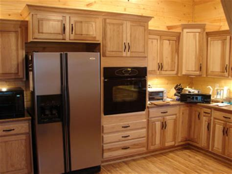 hickory wood kitchen cabinets hickory cabinents google search new house