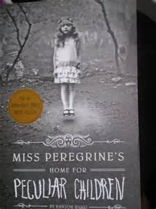 mrs peregrine s home for peculiar children time to talk about books miss peregrine s home for