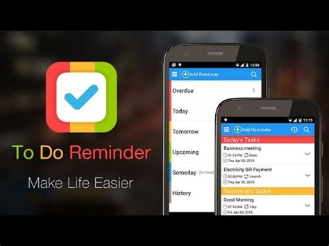 best reminder app for android to do reminder with alarm android apps on play