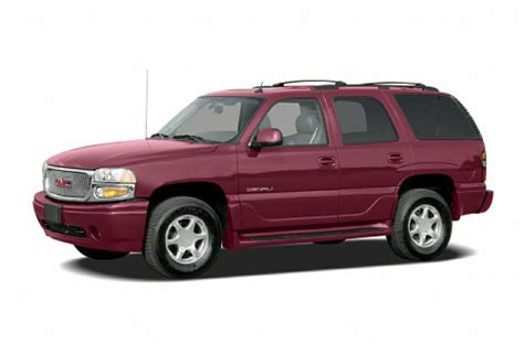 2005 gmc yukon blue book value autos post