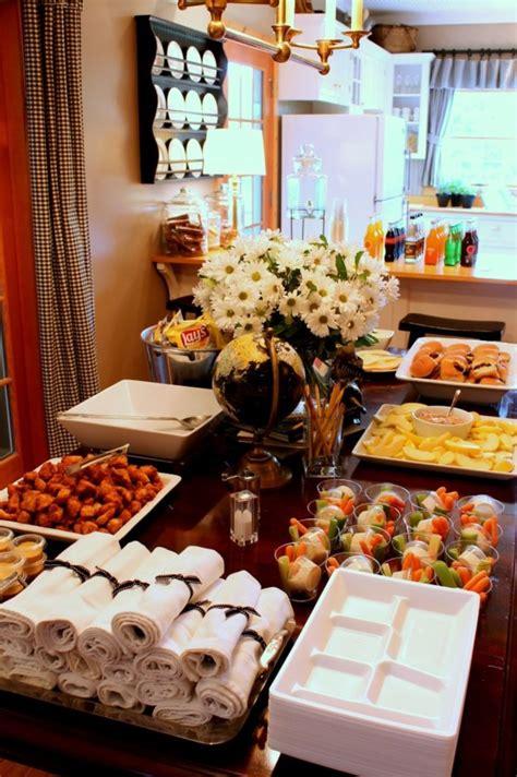 graduation party ideas buffet big and graduation ideas