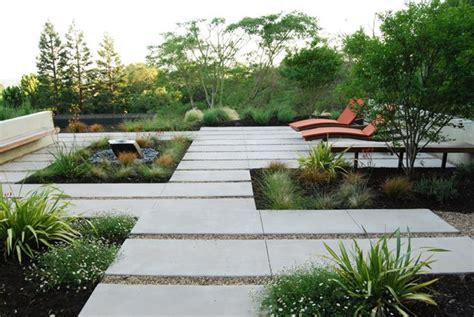 Modern Gardens Ideas Designing A Contemporary Garden With Warmth Garden Design
