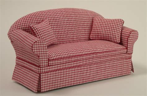 And White Checkered Sofa by Gingham Sofa Country Cottage Sofas Foter Thesofa