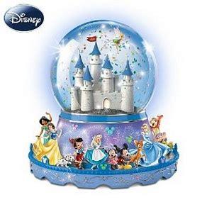 musical snow globes walt disney s musical snow globes disney snow globes