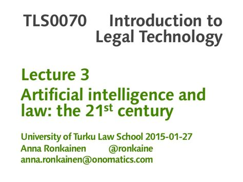 introduction to artificial intelligence undergraduate topics in computer science books introduction to technology lecture 3 2015