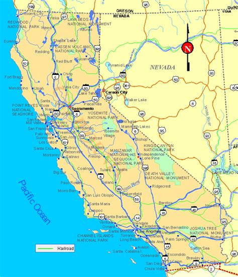 american map of california california map listings united states