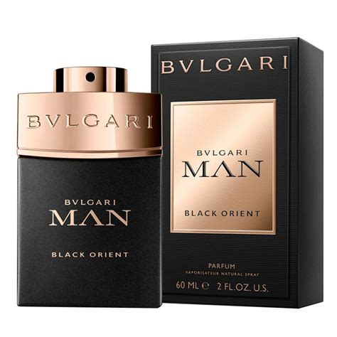 Bvlgari Man Black Orient Eau de Parfum 60ml