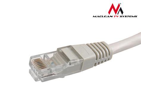 Kabel Lan Utp 15m Terpasang Rj45 kabel sieciowy lan pr ethernet rj45 utp cat5e 15m