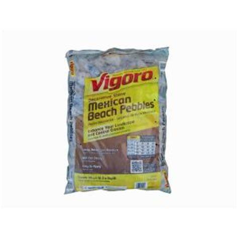 vigoro 0 4 cu ft mexican pebbles r1mbb40a the