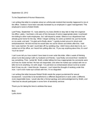 sample complaint letter to landlord for repairs cover sample letter