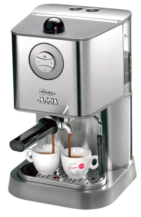 Coffee Maker Gaggia gaggia 12300 baby class manual espresso machine