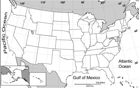 us states map interactive quiz 7th grade hawes history class