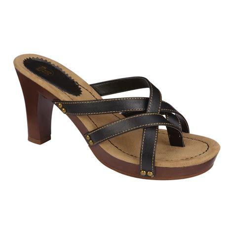 Sandal Wedges Jepit Spon 66 route 66 s dress sandal black shoes s shoes s sandals
