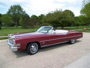 1974 Cadillac Eldorado For Sale 1974 Cadillac Eldorado Convertible For Sale