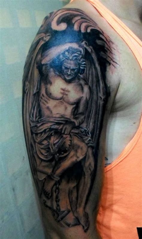 lucifer tattoo tattoo pinterest tattoo and satanic