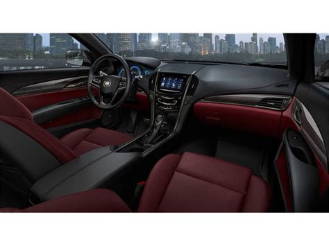 Cadillac Ats Interior Dimensions by 2013 Cadillac Ats 4dr Sdn 2 5l Rwd Specs And Features U