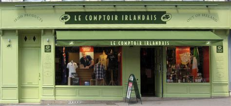 comptoir irlandais brest rouen le comptoir irlandais