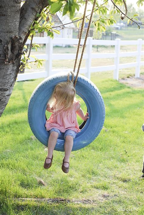 how to make a tire swing without a tree 17 best ideas about diy tire swing on pinterest tires
