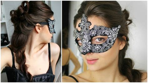 hair style for a ball masquerade hairstyle youtube