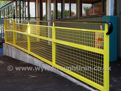 Safety Handrails Image Gallery Safety Handrails