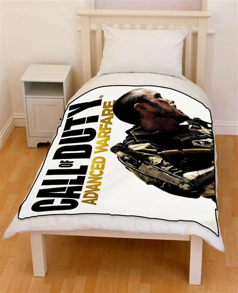 Call Of Duty Bedroom by Call Of Duty Bedding Throw Fleece Blanket Creativgoods