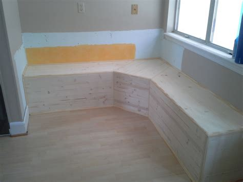 built in bench in kitchen kitchen built in bench 28 images how to build a built