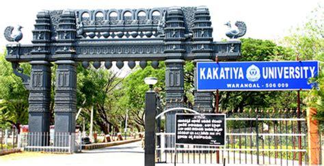 Ku Distance Mba by College Kakatiya College