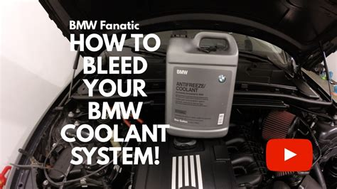 bleed  bmw     coolant system