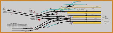 Floor Plan Simulator signal box diagrams