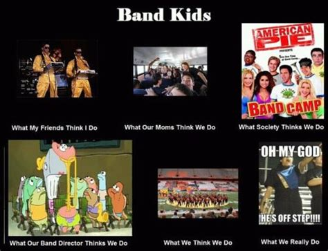 Band Kid Meme - 25 best ideas about marching band humor on pinterest