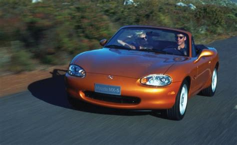 best mazda model top 10 best mazda mx 5 miata models of all time