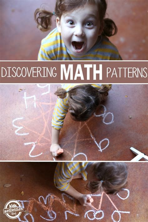 pattern math is fun skip counting worksheet and activity for kids kids