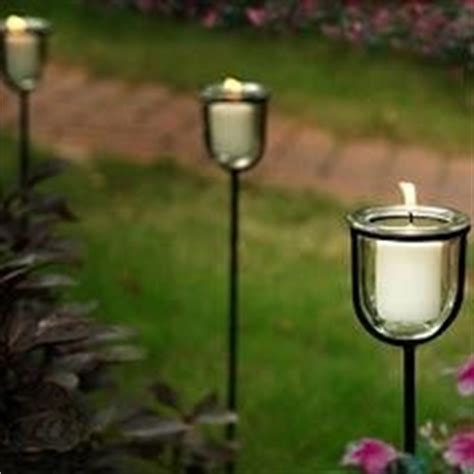 Garden Candle Sticks 12 Best Garden Ideas Images On