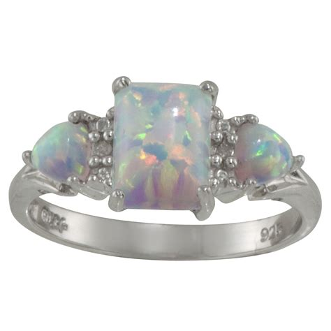 opal and ring explore mysterious depths at sears